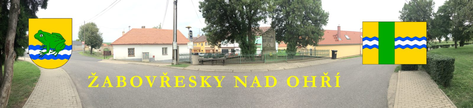 Obec Žabovřesky nad Ohří